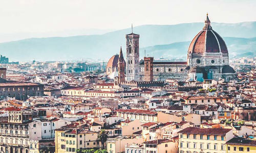 Rooftop Bar Florence