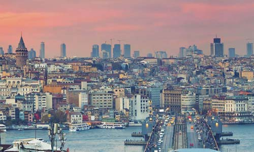 Rooftop Bar Istanbul