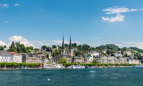 Rooftop Bar Lucerne