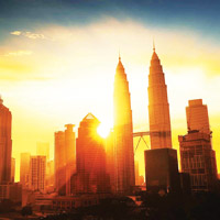 Rooftop bars in Kuala Lumpur