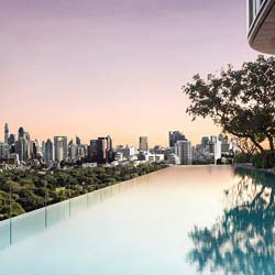 Best rooftop pools in Bangkok