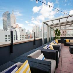 Cheap rooftop bars in NYC