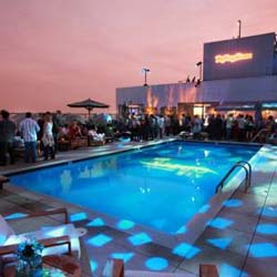Best rooftop party in Los Angeles