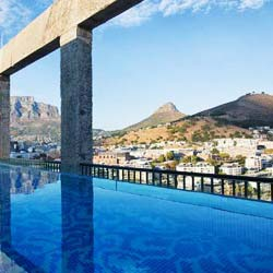 Rooftop pools Cape Town