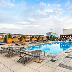 Best rooftop pools in Washington DC