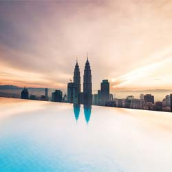 10 best rooftop pools in the world