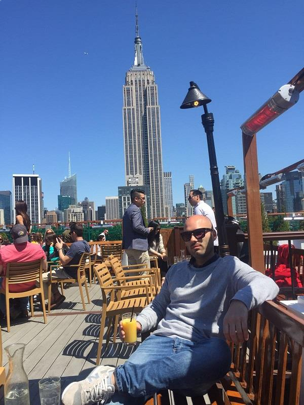 Day 4 reviewing rooftop bars in New York   The Rooftop Guide