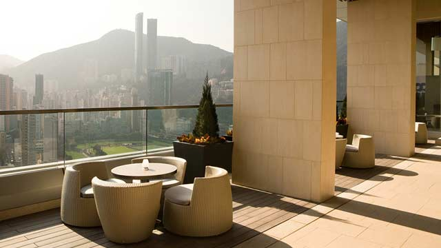 Crowne Plaza Causeway Bay In Hong Kong And Their Two
