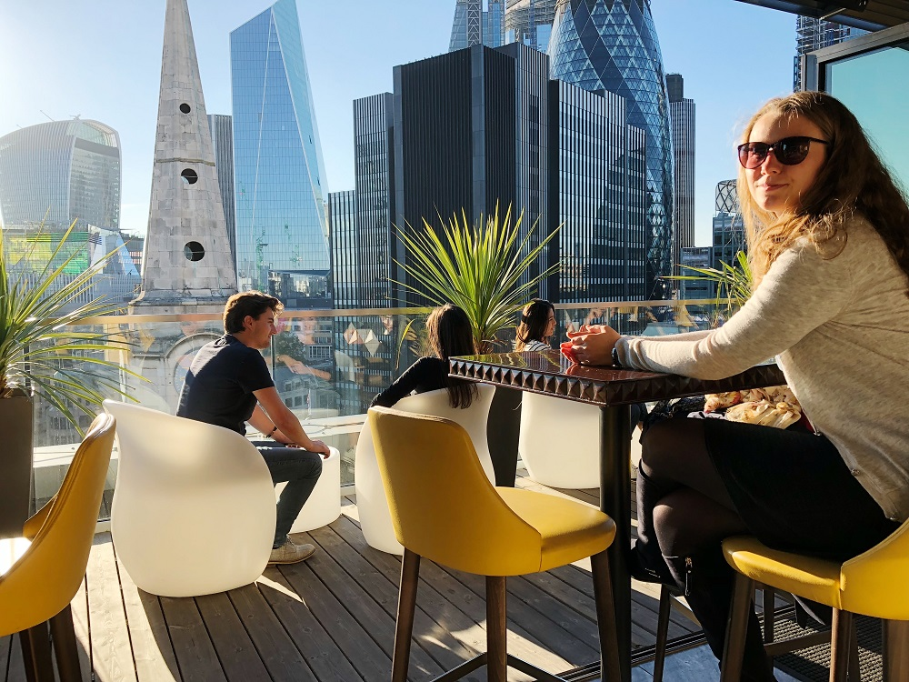 Review Of Jin Bo Law Rooftop Bar In London The Rooftop Guide