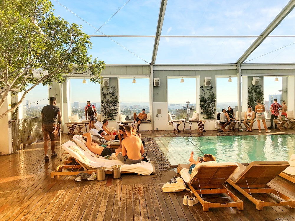 New Hotels In Los Angeles