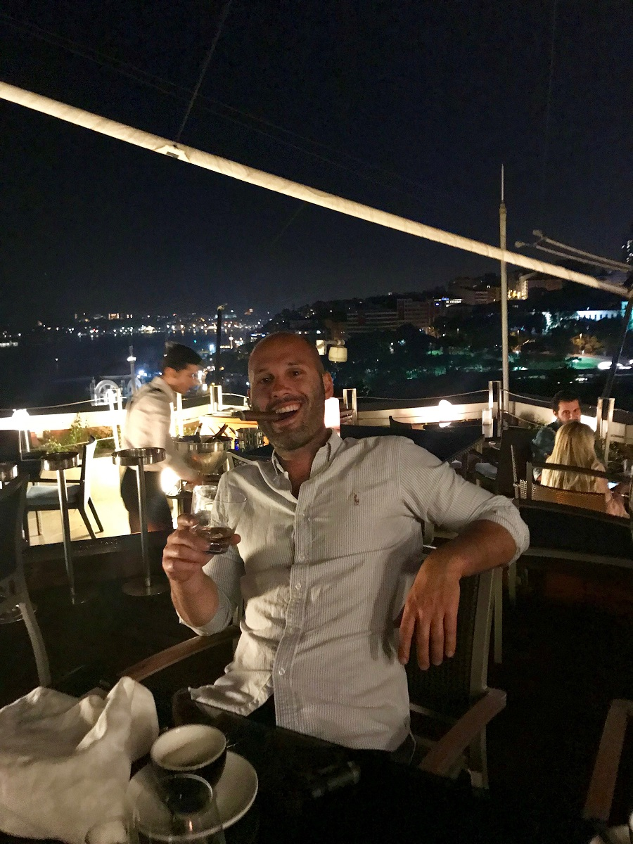 Review Of 16 Roof At Swissotel In Istanbul The Rooftop Guide