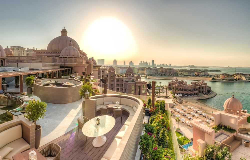 Full Review Of The Secret Garden Rooftop In Doha The Rooftop Guide