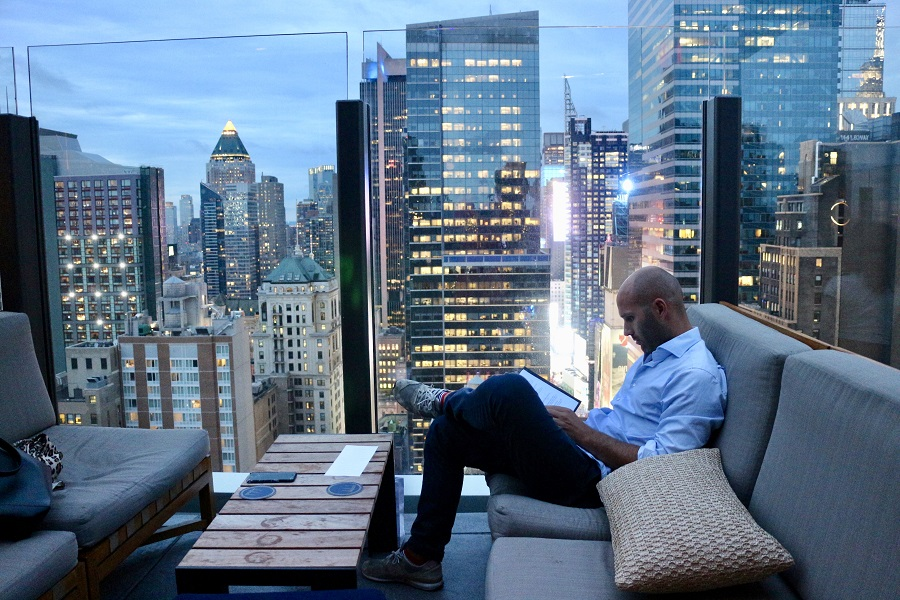 Blog About Fantastic Rooftop Bars All Over The World The
