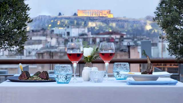 11 Best Rooftop Bars In Athens 2019  Complete With All Info