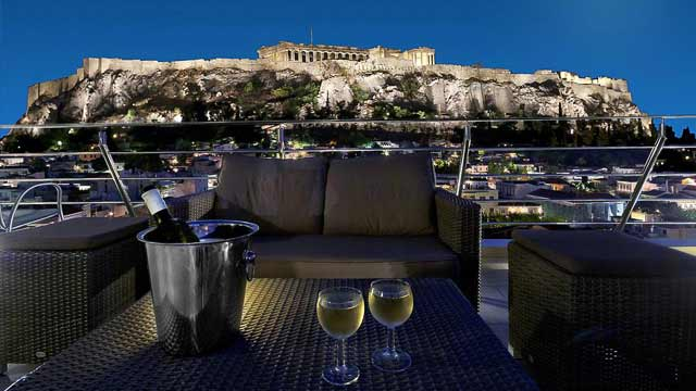 11 Best Rooftop Bars In Athens 2019 Update