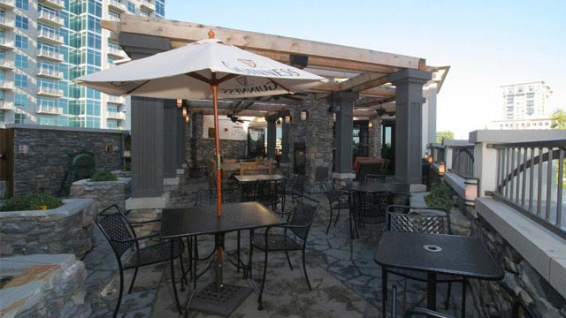 Best Rooftop Bars in Atlanta 2018 complete with all info
