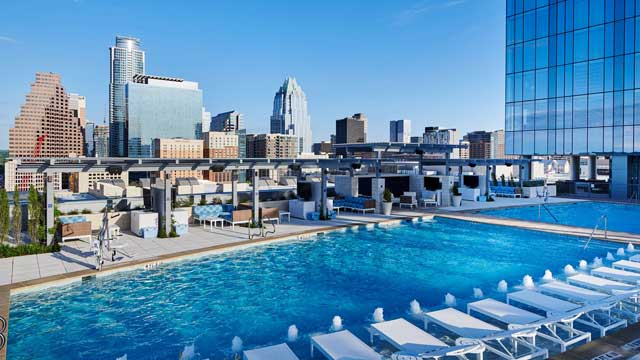 Rooftop Rules & Regs Rooftop bar in Austin