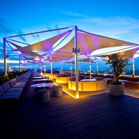 Rooftop bar Bali Jim Bar n Rooftop