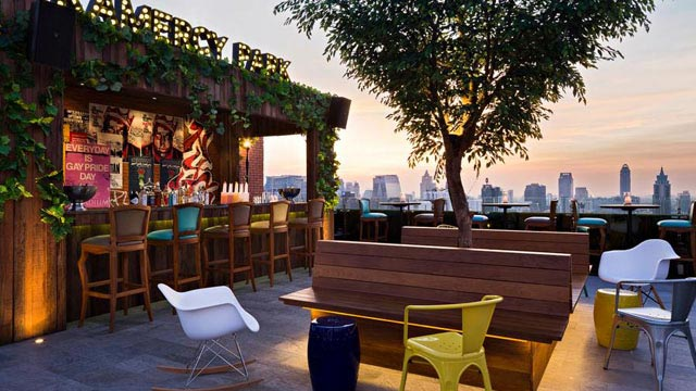 Rooftop bars Bangkok Above 11 in Bangkok