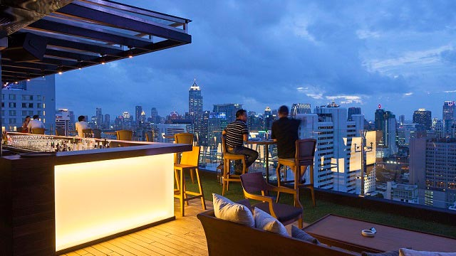 Above Eleven Rooftop Bar In Bangkok The Rooftop Guide