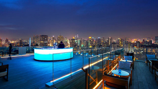 Octave Rooftop Bar Rooftop Bar In Bangkok The Rooftop