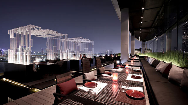 Zense Closed Rooftop Bar In Bangkok The Rooftop Guide