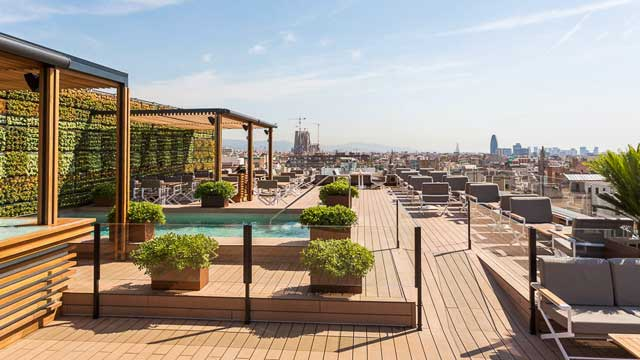 21 Best Rooftop Bars In Barcelona 2020 Update