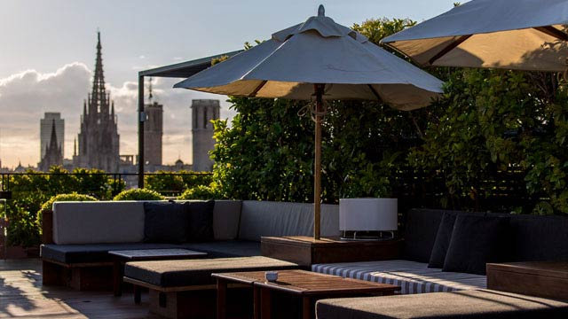 Best Rooftop Bars In Barcelona 2018 Complete With All Info