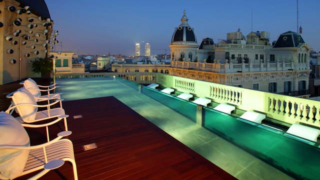 Best Rooftop Bars in Barcelona 2018 with complete info