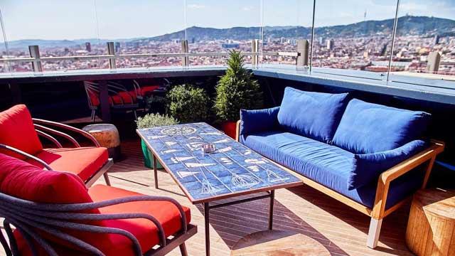 25 Best Rooftop Bars in Barcelona 2020 UPDATE