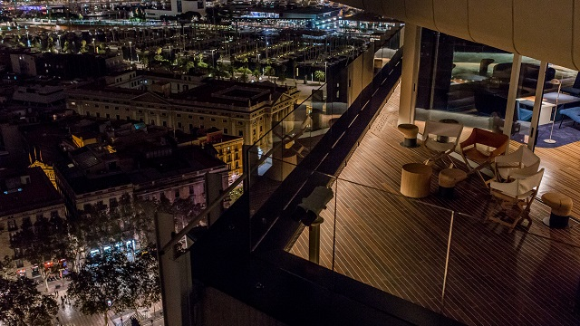 Marea Baja - Rooftop bar in Barcelona | The Rooftop Guide