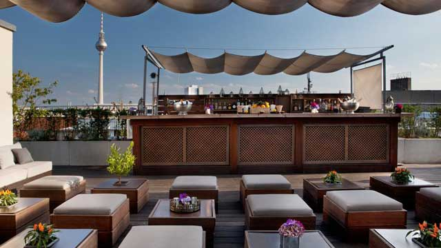 Best Rooftop Bars in Berlin 2018 complete with all info