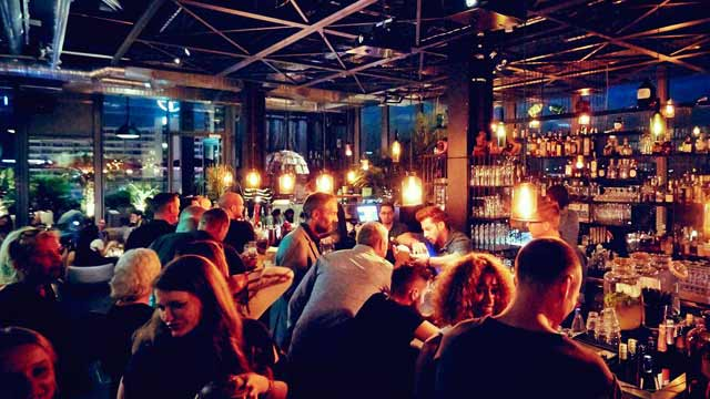 Monkey Bar - Rooftop bar in Berlin   The Rooftop Guide