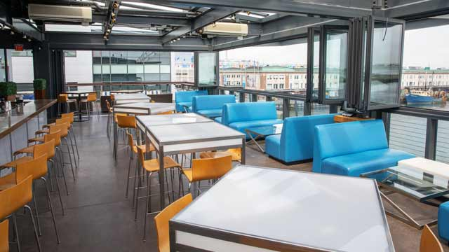 Legal Harborside - Rooftop bar in Boston | The Rooftop Guide