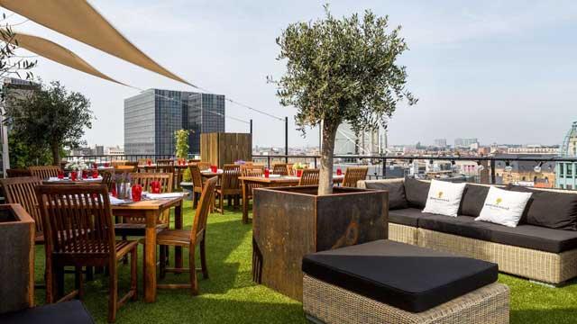 6 Best Rooftop Bars In Brussels 2020 Update