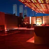 Rooftop bar Buenos Aires Belushi Rooftop Bar and Lounge in Buenos Aires