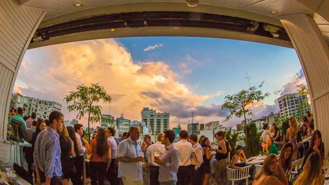 5 Best Rooftop Bars In Buenos Aires 2020 Update