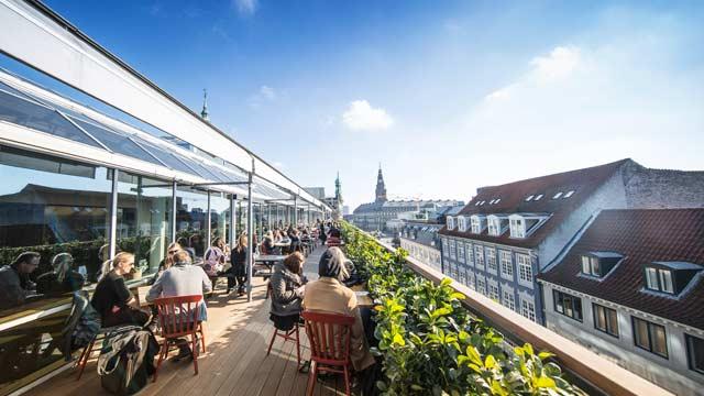 Illum Rooftop Rooftop Bar In Copenhagen The Rooftop Guide
