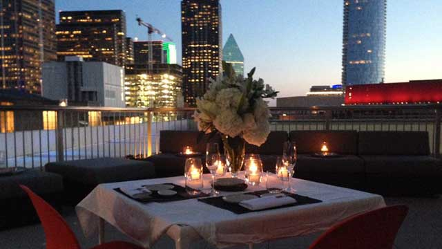 Tei An Rooftop Bar In Dallas The Rooftop Guide