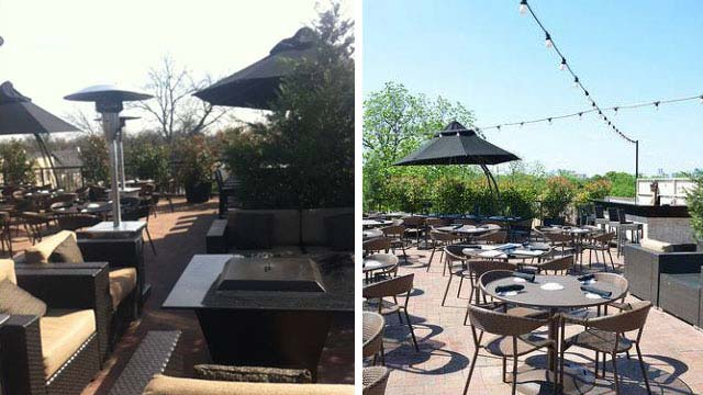 Best Rooftop Bars in Dallas 2018 complete with all info