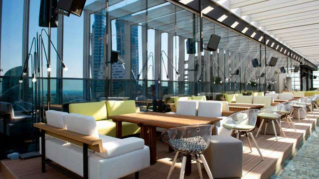 Siddharta Lounge Rooftop Bar In Dubai The Rooftop Guide
