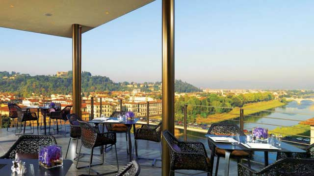 Se Sto On Arno Rooftop Bar In Florence The Rooftop Guide