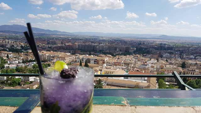 Hotel Alhambra Palace - Rooftop bar in Granada | The Rooftop