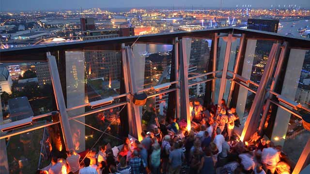Best Rooftop Bars In Hamburg 2018 Complete With All Info