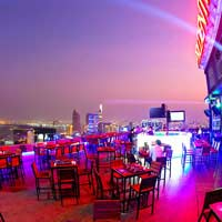 Rooftop bar Ho Chi Minh One Plus Beer Club in Ho Chi Minh