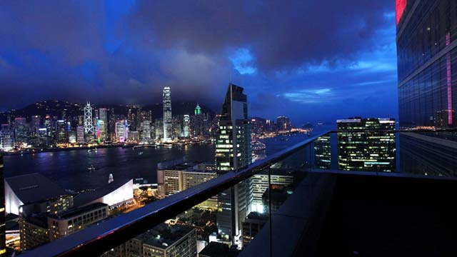 Eyebar Rooftop Bar In Hong Kong The Rooftop Guide