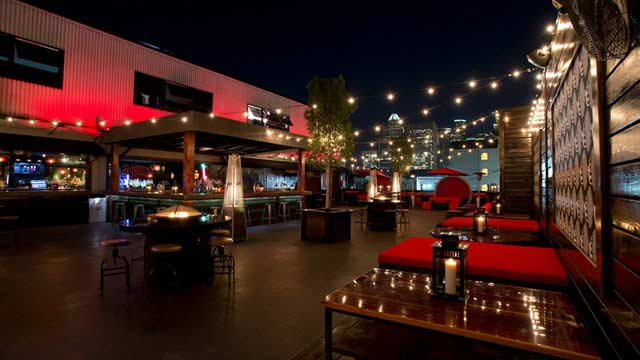 Proof Rooftop Lounge Rooftop Bar In Houston The