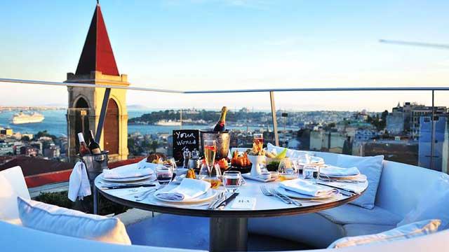 Mediterranean Roof Terrace