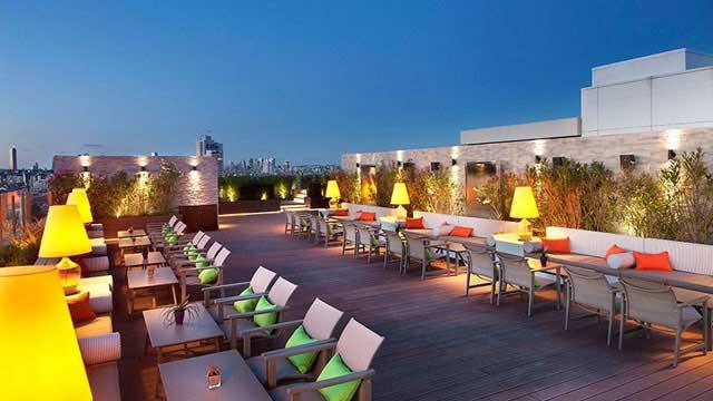 Restaurante Mixo Terrace, Estambul, Turquía