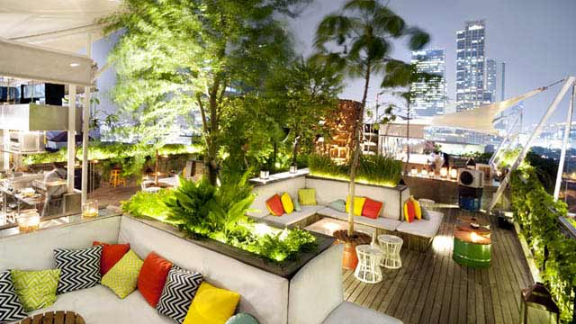 Awan Lounge Rooftop Bar - in Jakarta | The Rooftop Guide